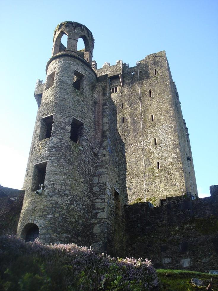 Blarney Castle em Cork, Irlanda