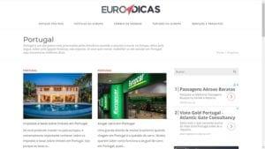 Print Sites e Blogs de Intercâmbio - EuroDicas