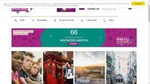 Print Sites e Blogs de Intercâmbio - Partiu Intercâmbio