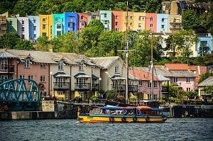 Bristol, Inglaterra - Foto Pixabay