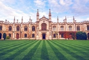 Cambridge, Inglaterra - Foto Pixabay