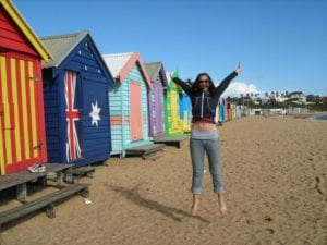 Melbourne Bathers beach, Austrália - Foto Carol Saldanha