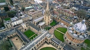 Oxford, Inglaterra - Fonte Unsplash
