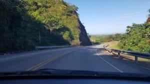 Boulevard Turistico Atlantico de Las Terrenas para Santo Domingo