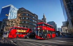 Pixabay - Londres Ônibus vermelho