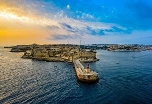 Farol do Porto, Malta - Pixabay