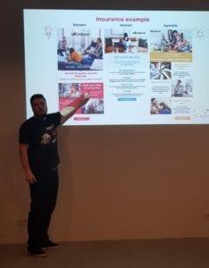 Meetup de IA para Marketing Digital no Growth Tribe Connect, na Holanda