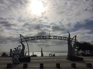 Gold Coast, Austrália - Arquivo Carol Saldanha
