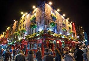 Temple Bar, Dublin - Irlanda