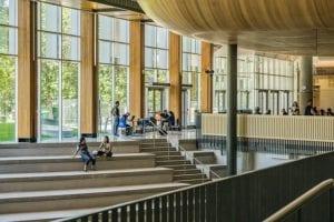 Universidade no Canadá - Foto Pixabay