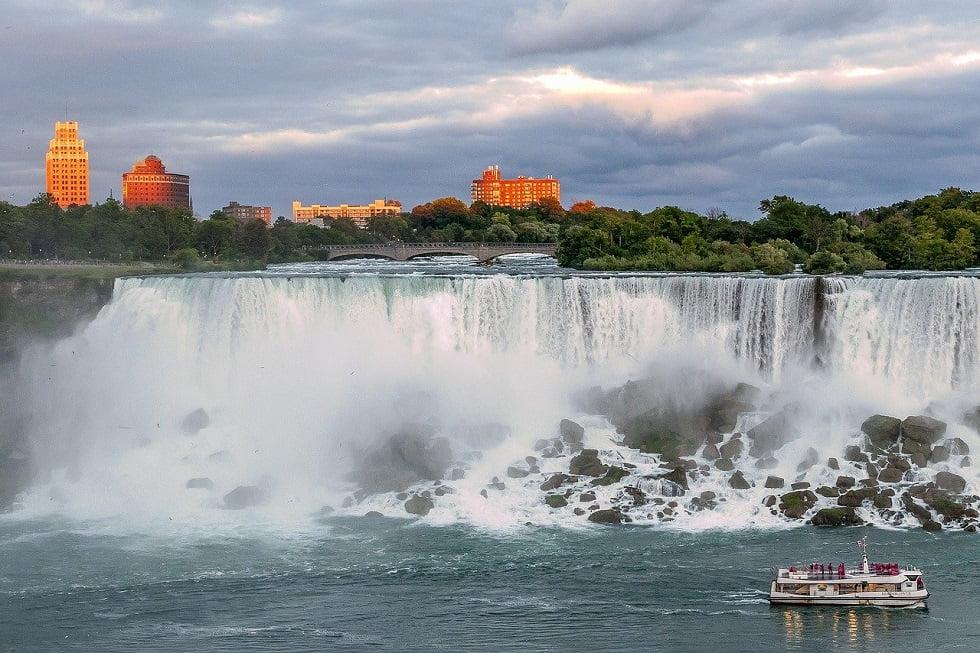 Niagara Falls, Canada - Foto stanbalik, Pixabay