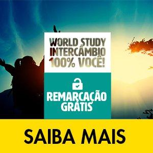 Promoções de Intercâmbio World Study_Banner