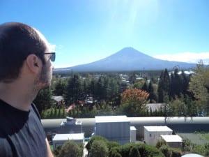 Monte Fuji, Japão