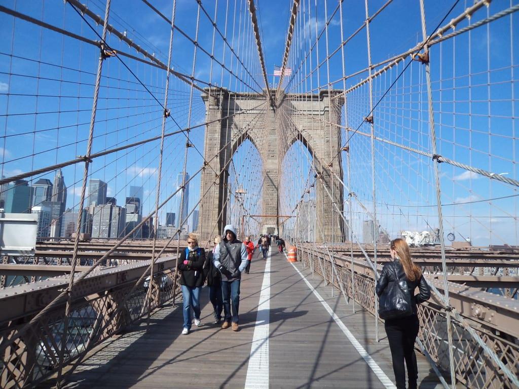 Brooklin Bridge - New York 1