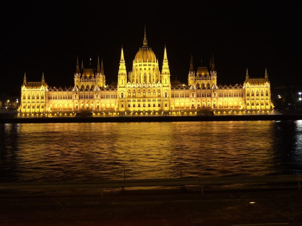 Parlamento em Budapeste, Hungria