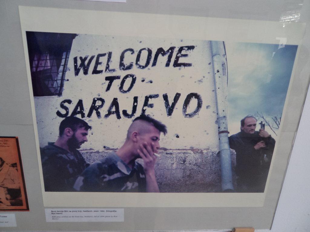 Museu da guerra da Bósnia (Museu Nacional) - Foto 1