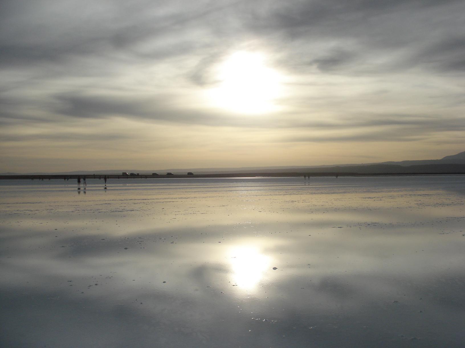 Cai o Sol no Salar do Atacama, Chile 4