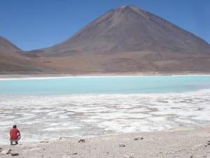 Laguna Verde em Reserva Nacional de Fauna Andina Eduardo Avaroa, Bolívia 3