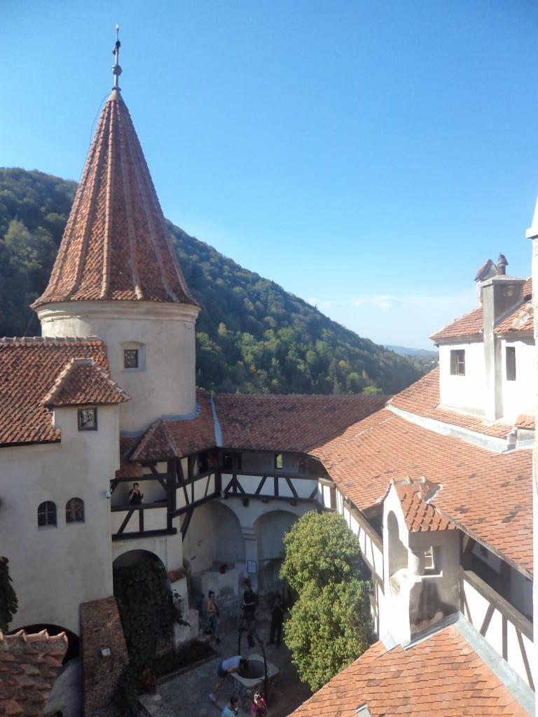 Castelo de Bran (do Drácula), Romênia