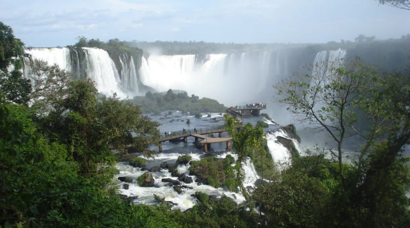 Foz do Iguaçu - Parque do Iguaçu 04