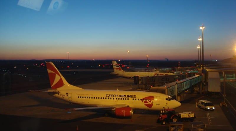 Aeroporto na República Tcheca. Que tal um Stop over em Praga?