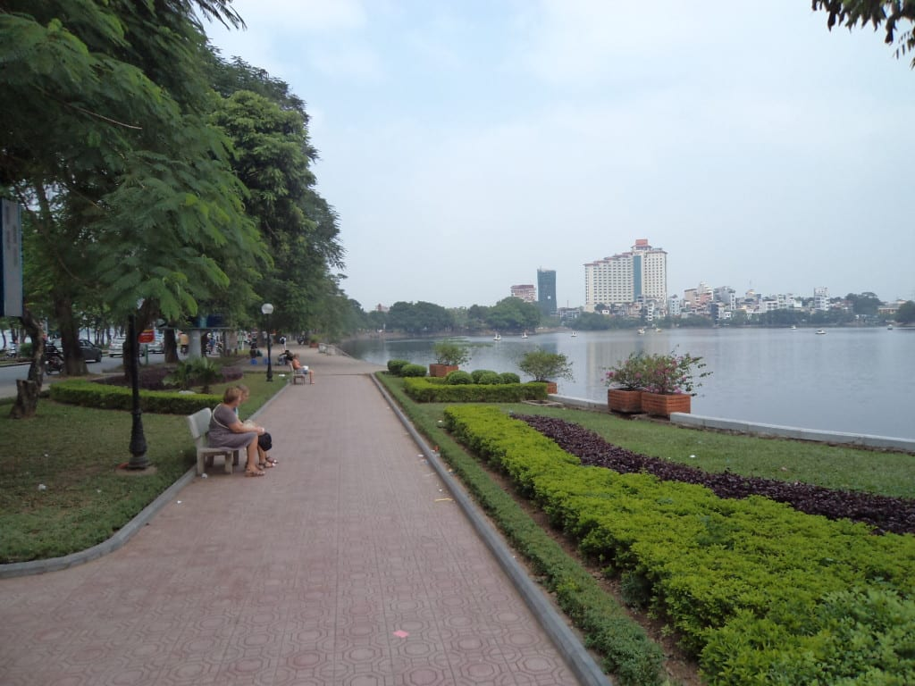 West Lake - Hanoi, Vietnã