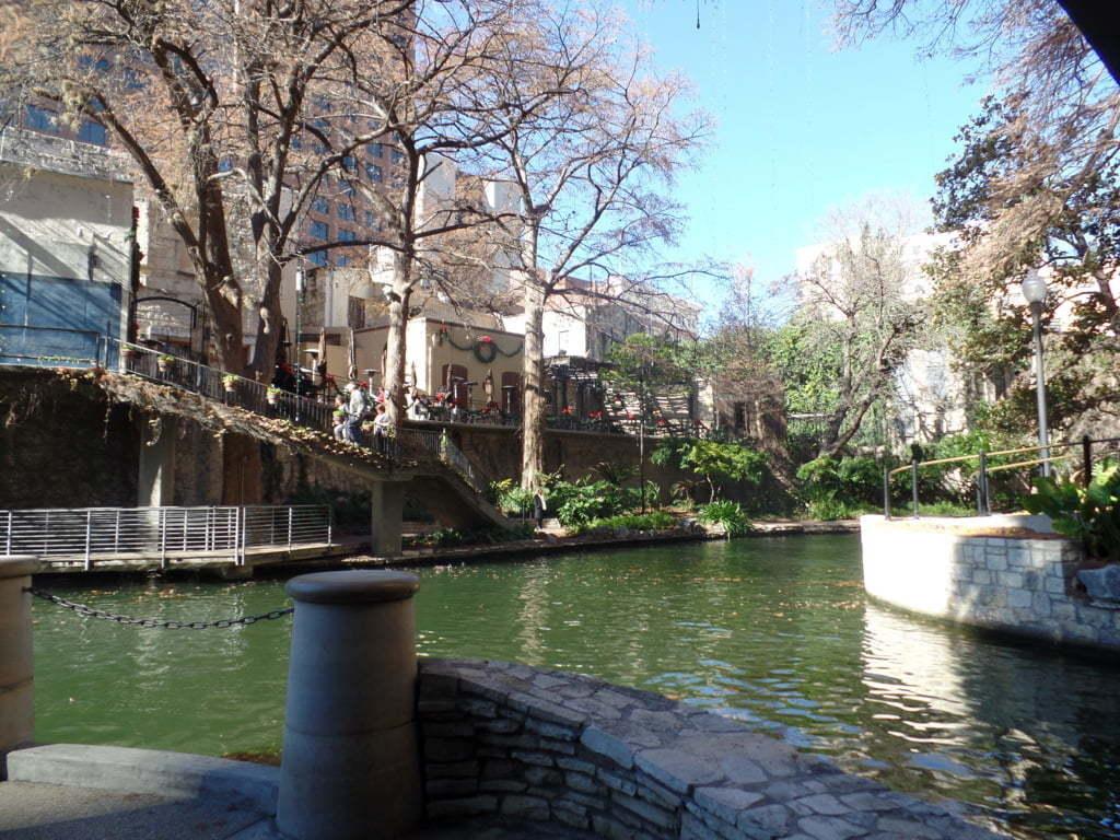 03 - Snapshop da aprazível River Walk - San Antonio, EUA