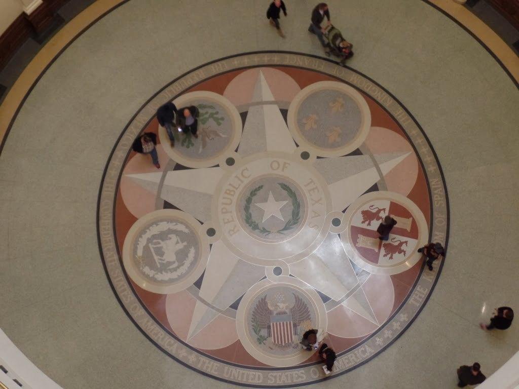 04 - O estado que já foi país, já foi República - Capitol de Austin, EUA