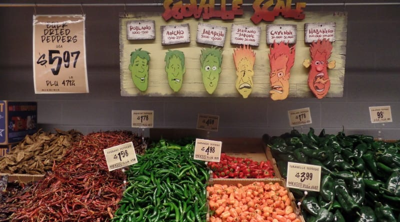 Bonus - Pimentas, Pimentas, Pimentas - Tejanos, meio Americanos, meio Mexicanos - Dallas, EUA