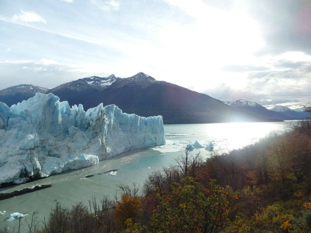Glaciar Perito Moreto, Patagônia, El Calafate - Argentina