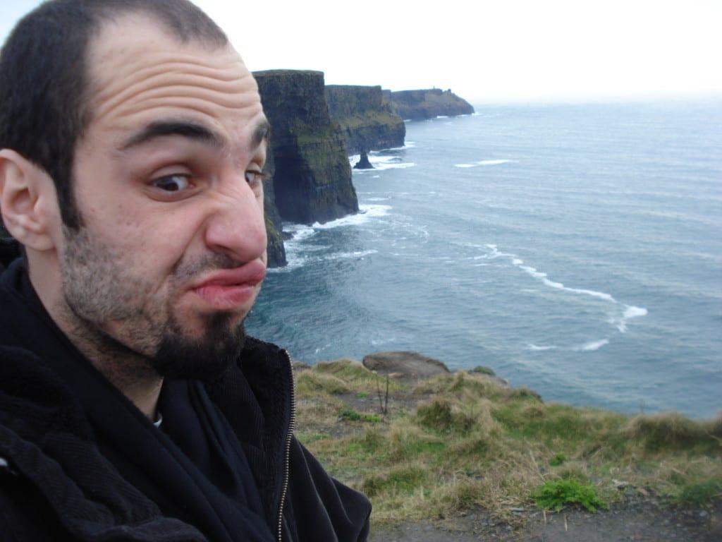 Perplexo na Irlanda