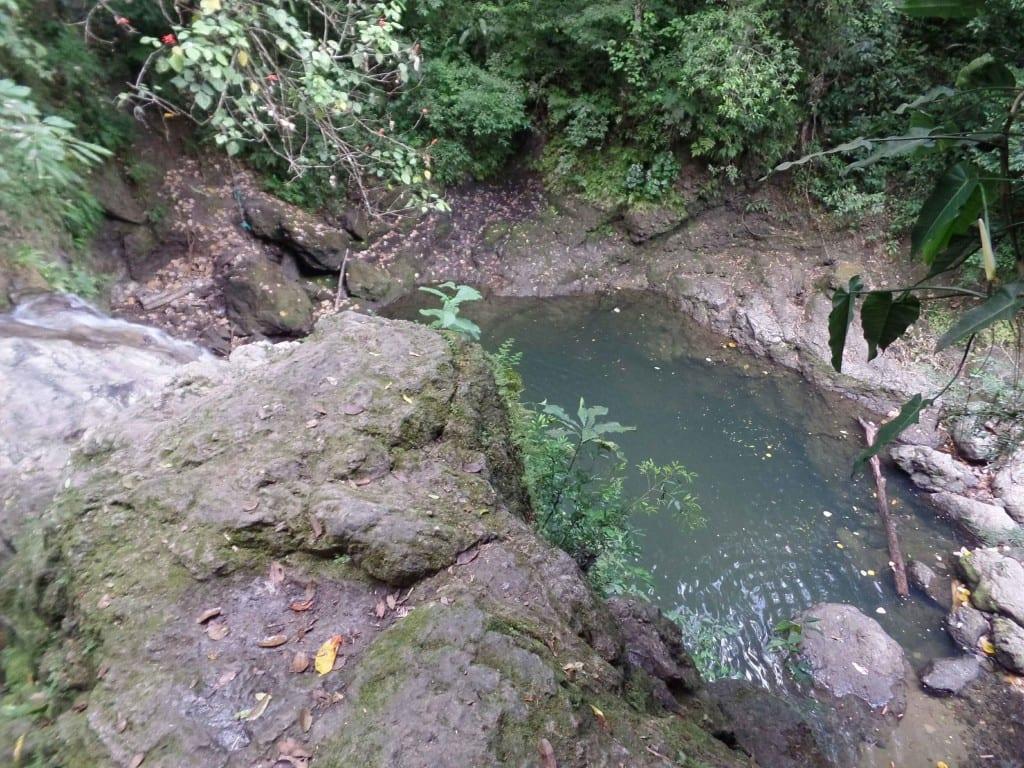 Cachoeira Rio Naranjo em Quepos, Costa Rica