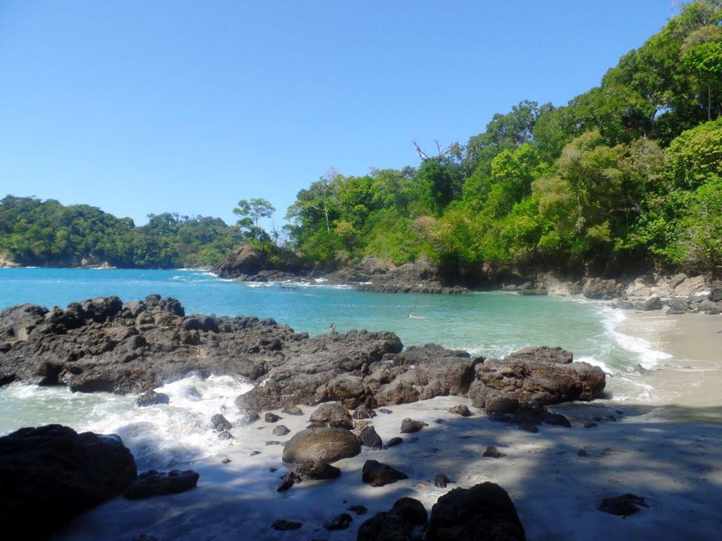 Playas Gemelas no Parque Manuel Antônio, Costa Rica1