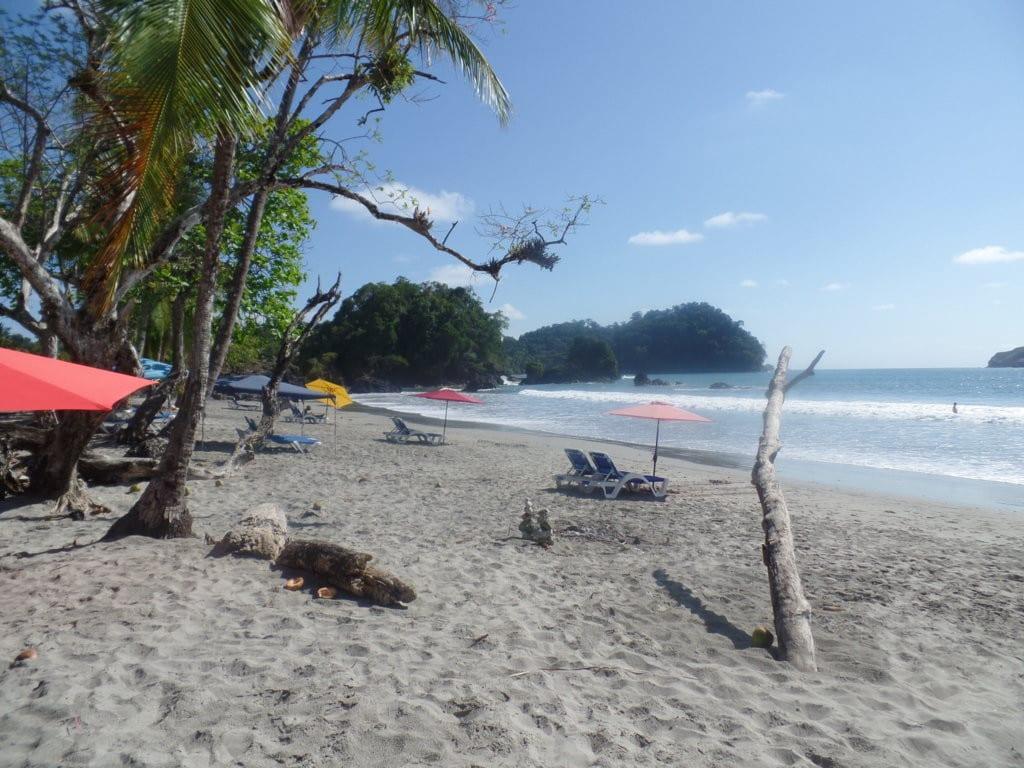 Praia Pública de Manuel Antônio, Costa Rica