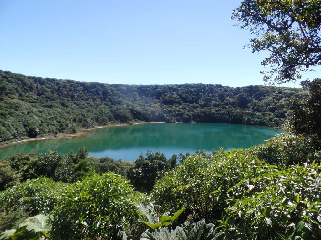 Lago Botos, Cratera2 no Vulcao Poas - Costa Rica