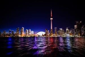 Vista panorâmica de Toronto, Canada - Fonte Pexels