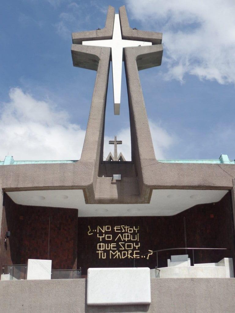 Cruzes da Catedral de Nossa Senhora de Guadalupe, Cidade do México