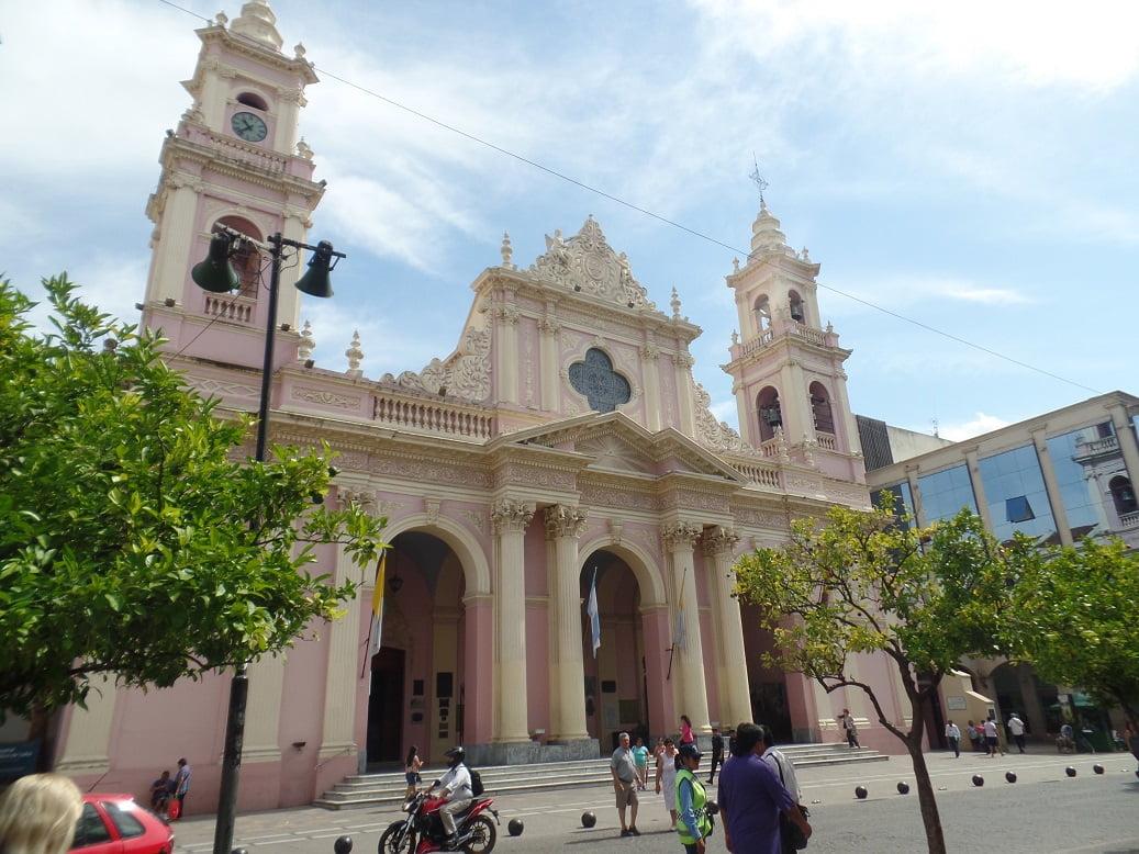 Catedral Basílica de Salta, Norte Argentino