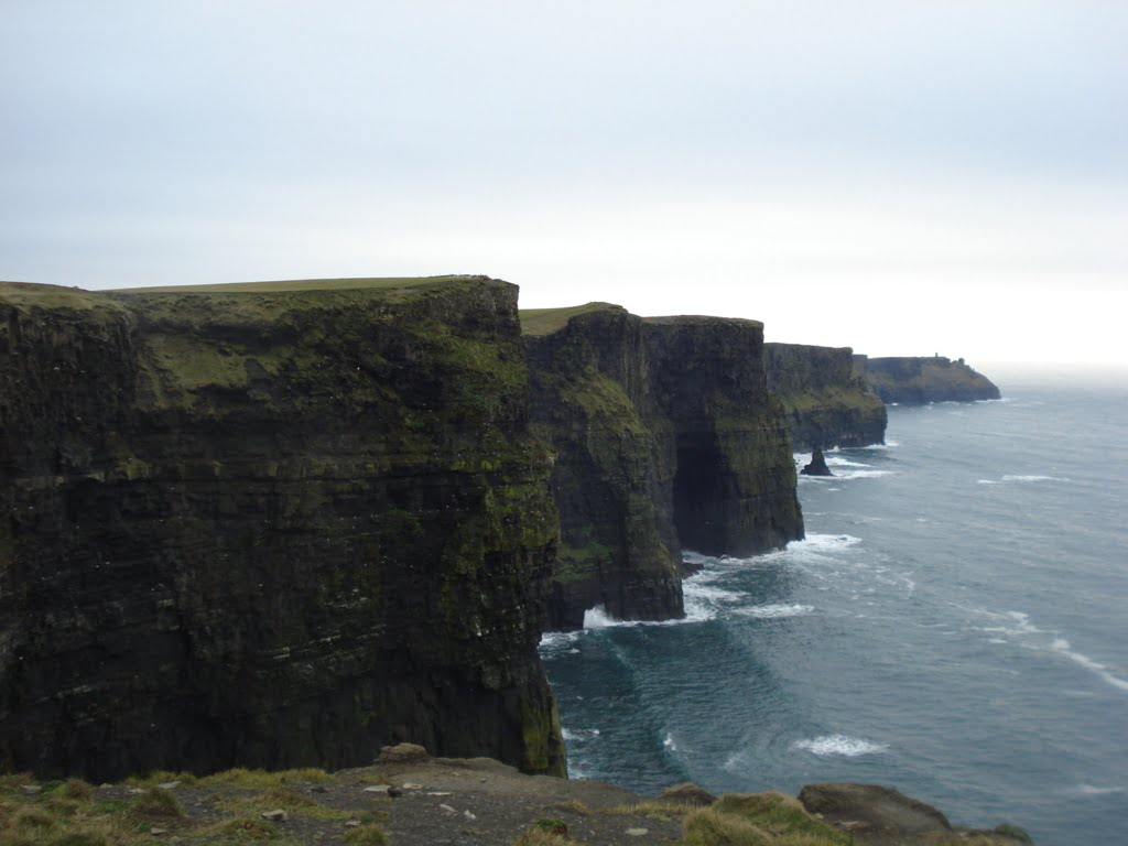 Cliffs of Moher, próximo a Galway, Irlanda