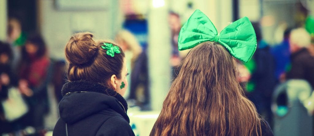 St Patricks Day na Irlanda
