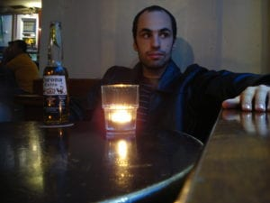 Relaxando em uma tarde qualquer em um pub qualquer em Dublin