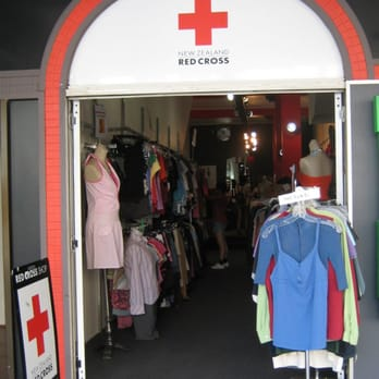 Cruz Vermelha na Nova Zelândia - New Zealand Red Cross Shop