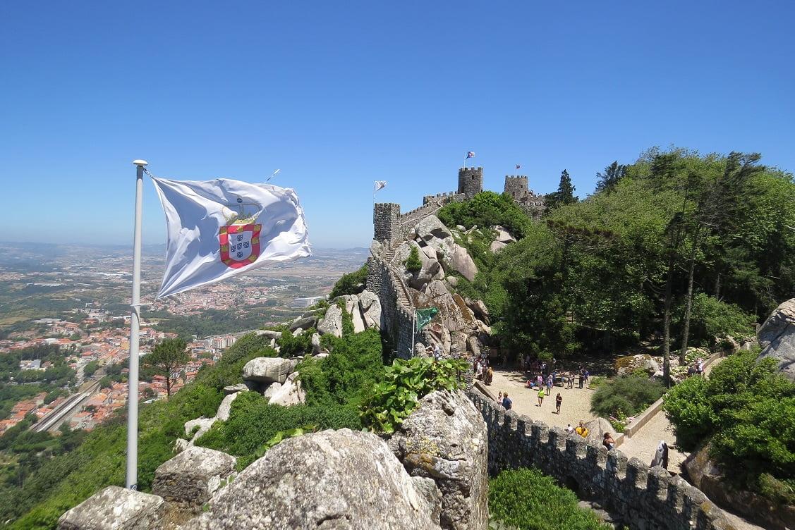 Castelo dos Moros, Portugal