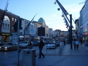 Centro de Cork, Irlanda