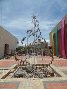 Museu de Vid y Vino Uvas em Cafayate, Norte da Argentina