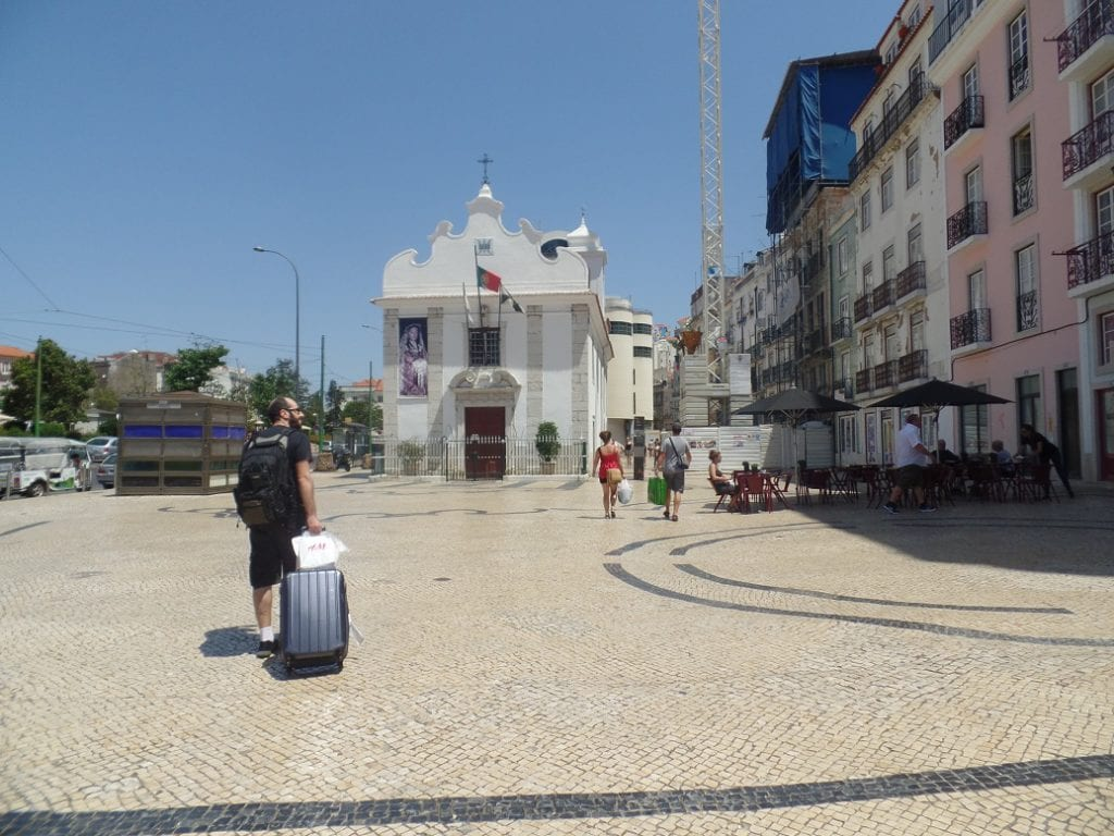 Partiu próxima parada, em Lisboa, Portugal.JPG