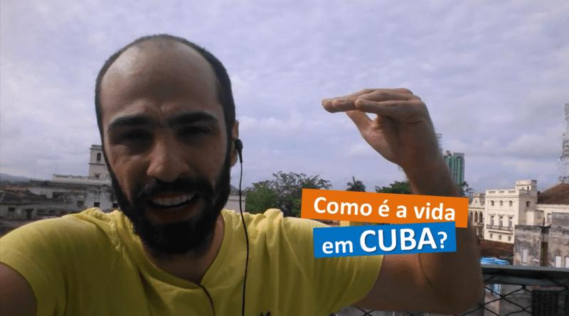Homero Carmona - Video - Como é a vida em Cuba