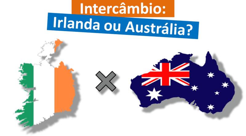 Intercâmbio na Irlanda ou Austrália