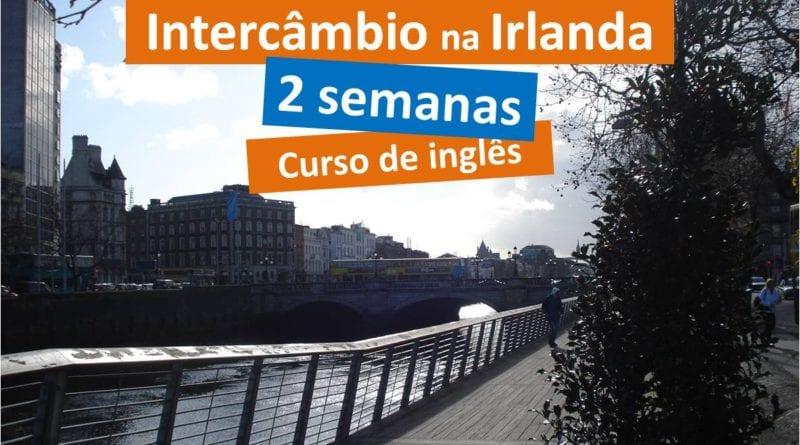 Quanto custa um intercâmbio de 2 semanas na Irlanda