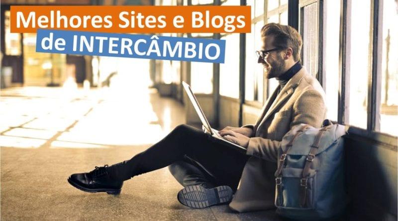 Melhores blogs e sites de intercâmbio